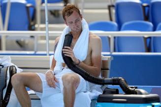 """""""Dacă mor, cine e de vină?"""" Dialog incredibil pe terenul de tenis la Jocurile Olimpice VIDEO"""