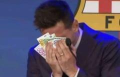 """""""Parfumul banilor"""". Cele mai tari glume de pe internet după plecarea lui Messi de la Barcelona FOTO"""
