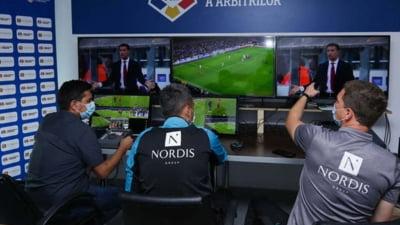 """""""Toate detaliile au fost puse la punct"""". Anunțul federației privind implementarea VAR în fotbalul românesc"""