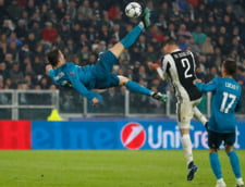 ''De pe alta planeta!'' Reactii din presa internationala dupa golul fabulos al lui Cristiano Ronaldo
