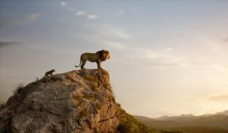 ''Lion King'' revine pe marile ecrane intr-o noua forma. Azi se lanseaza si in Romania