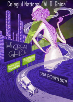 """ The Great Ghica"", un eveniment ""great"" in adevaratul sens al cuvantului !"