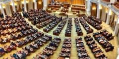 Ședință comună a camerelor Parlamentului cu participarea președintelui legislativului din Republica Moldova