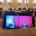 Şedinţa Birourilor Permanente pe tema moţiunii de cenzură USR PLUS-AUR se reia. Votul pentru verificarea semnăturilor nu a fost valabil