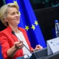 Şefa Comisiei Europene, Ursula von der Leyen, primită la Palatul Cotroceni