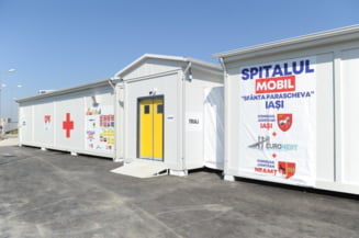 """Şeful PSD Iaşi, Maricel Popa, solicită predarea de urgență a spitalului mobil Leţcani. """"Unitatea ar putea prelua toate cazurile grave de COVID-19"""""""