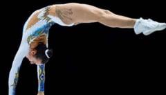 Și-a transpus momentele grele din viață în tatuaje. Prin ce dificultăți a trecut cea mai valoroasă gimnastă de aerobic din România FOTO