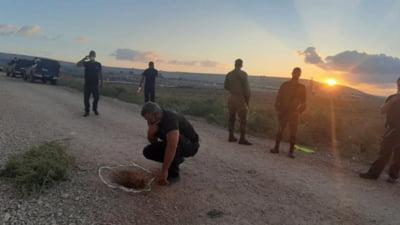 Încă doi evadați din închisoarea de maximă siguranță din Israel au fost capturați. Se ascundeau într-o parcare pentru camioane