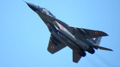 Încă un avion militar prăbușit în Rusia. Este al treilea accident aviatic din ultima lună în care este implicat un avion militar rusesc