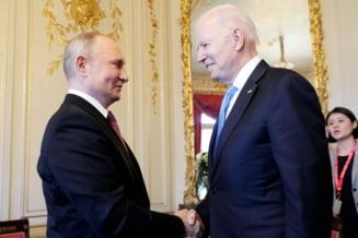 """Întâlnire discretă între Washington şi Moscova la Geneva. Discuțiile caracterizate drept """"profesioniste şi substanţiale"""", urmate de alte declarații provocatoare"""