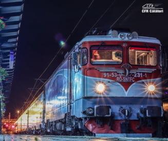 Întârzierile de circulaţie de pe magistrala Bucureşti- Constanţa s-au redus la 10 - 15 minute