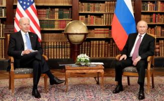 Întrebarea care macină analiștii lumii: Va avea Putin curajul să treacă de linia roșie în relația cu Biden