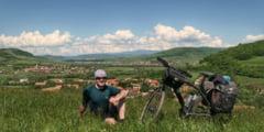 """""""3 Americi pe bicicleta"""", un eveniment inspirational pentru cei mici si mari cu Radu Paltineanu"""