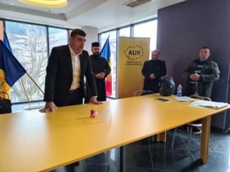 """""""AUR are sanse sa ajunga al doilea partid din Romania la urmatoarele alegeri"""". Ce se ascunde in spatele intentiilor anuntate in Republica Moldova"""