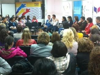 """""""Adopta un liceu"""" - Un proiect de succes care poate schimba societatea romaneasca"""