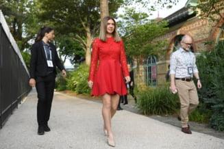 """""""Ai vazut ce craci are Simona Halep in rochie?"""" Cine este cunoscutul om de televiziune care a avut aceasta remarca la adresa sportivei"""