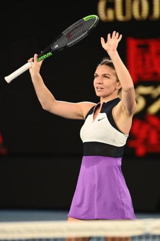 """""""Am renuntat din teama"""". Cand se intoarce Simona Halep pe terenul de tenis"""