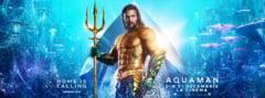 """Aquaman"", cu Jason Momoa, lider in box office-ul romanesc de weekend"