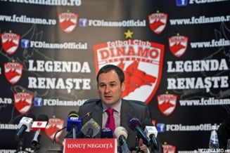 """""""Au venit cu 550 000 de euro fara sa fie actionari"""". Cum a fost vandut clubul Dinamo lui Pablo Cortacero"""