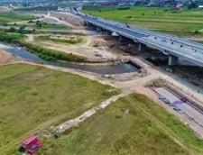 """""""Autostrada muzeu"""" de 9 km dintre Gilau si Nadaselu se va deschide luna viitoare"""