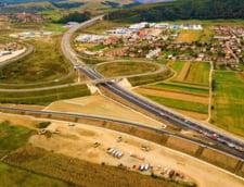"""""""Autostrada muzeu"""" dintre Gilau si Nadaselu se deschide vineri, dar numai daca nu ploua"""