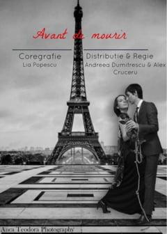 """Avant de mourir"" - povestea a doi emigranti la Paris vazuta prin ochii a doi tineri actori Interviu"