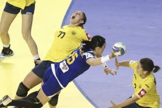 Campionatul European de handbal: Romania se califica in grupa principala dupa o victorie palpitanta