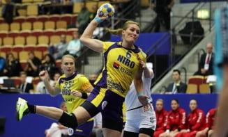 Campionatul European de handbal: Romania invinge dramatic Germania si incheie turneul pe locul 5
