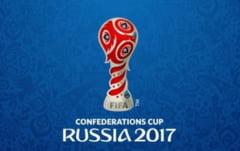 Cupa Confederatiilor: Programul meciurilor de joi