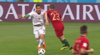 Cupa Mondiala 2018: Portugalia trimite Iranul acasa dupa un meci cu final tensionat