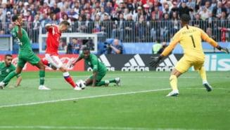 Cupa Mondiala 2018: Rusia castiga cu 5-0 meciul de deschidere de la turneul final