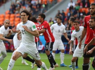 Cupa Mondiala 2018: Uruguay castiga pe final de meci
