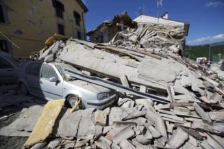 Cutremur devastator in Italia: Marturiile romanilor surprinsi de seism