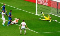 EURO 2016: Italia invinge Spania si se califica in sferturile de finala