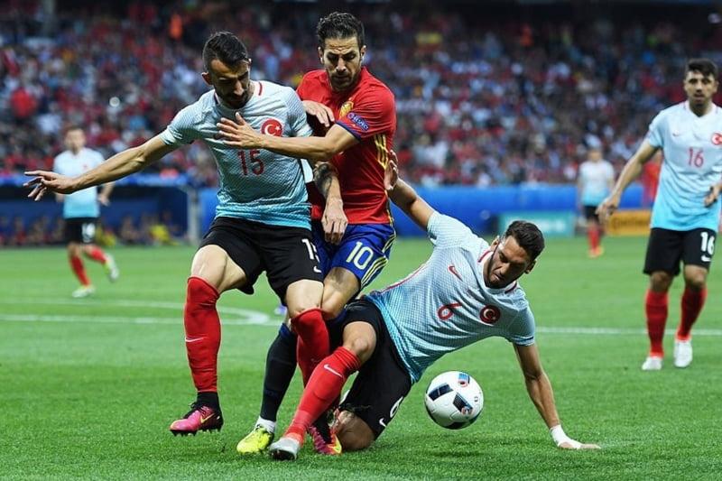 EURO 2016: Spania se califica in optimi dupa o victorie la scor