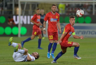 Europa League: FCSB remizeaza cu Vitoria Guimaraes in play-off