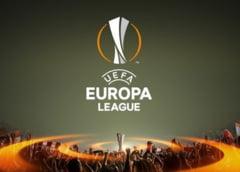 Europa League: Rezultatele inregistrate joi seara si clasamentele actualizate