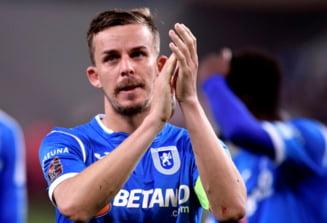 Europa League: Universitatea Craiova castiga un meci cu cinci goluri