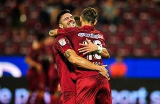Liga 1: CFR Cluj obtine o noua victorie la scor