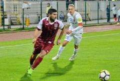Liga 1: CFR Cluj se impiedica in prima etapa a noului sezon