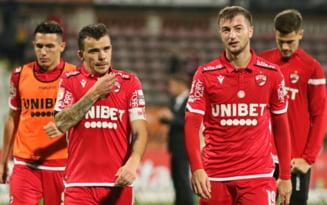 Liga 1: Dinamo, invinsa dupa un meci cu sase goluri