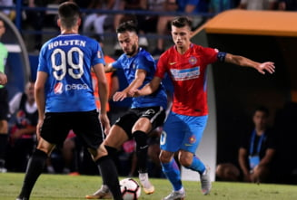 Liga 1: FCSB invinge Viitorul lui Hagi dupa un meci spectaculos