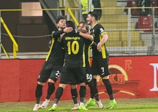 Liga 1: Programul meciurilor din play-off