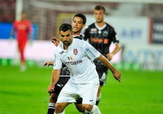 Liga 1: Remiza spectaculoasa intre CFR Cluj si Gaz Metan Medias. Culio a ratat un penalti la ultima faza