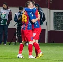 Liga 1: Steaua e in corzi: Principala rivala a obtinut un succes urias