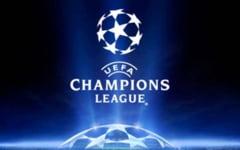 Liga Campionilor: Programul de marti, echipele probabile si televizarile
