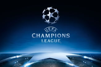 Liga Campionilor: Programul de miercuri, echipele probabile si televizari