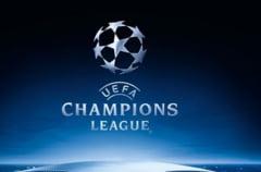 Liga Campionilor: Programul meciurilor de miercuri