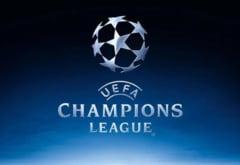 Liga Campionilor: Prograrmul meciurilor de miercuri