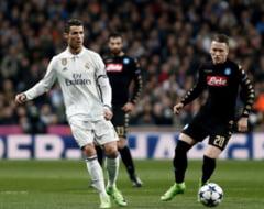 Liga Campionilor: Real Madrid castiga la Napoli si se califica in sferturile de finala